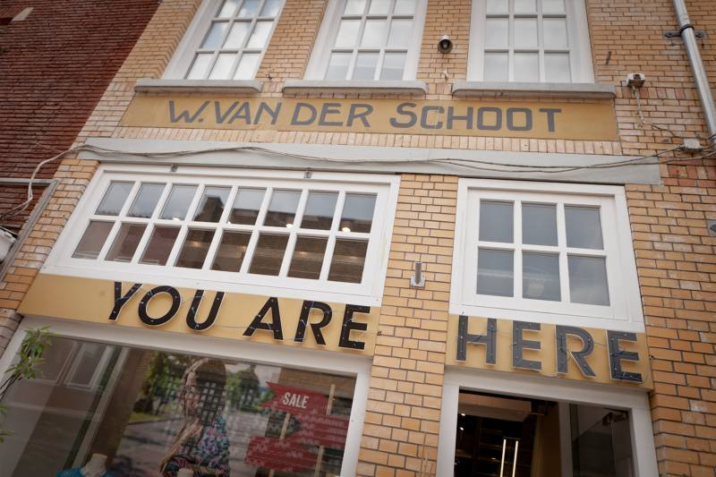 Willemijn de Wit – Creative Director You Are Here – Concept Store